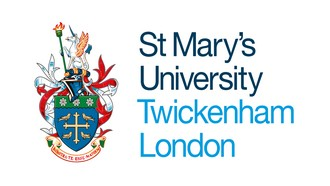 St Mary's University Twickenham London Logo