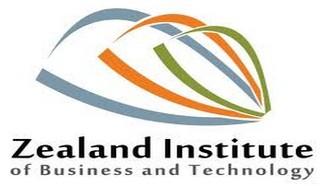 ZIBAT - Zealand Institute of Business and Technology Logo